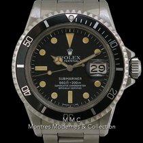 Rolex 1680 Acier Submariner Date 40mm occasion France, Paris