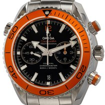 Omega Seamaster Planet Ocean Chronograph 232.30.46.51.01.002 2017 pre-owned