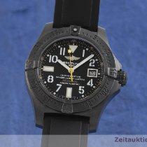 Breitling Avenger Seawolf Zeljezo 45mm Crn