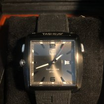 TAG Heuer Professional Golf Watch Titanium 37mm Grey