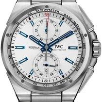 IWC Ingenieur Chronograph Racer nuevo 2019 Automático Cronógrafo Reloj con estuche y documentos originales IW378510