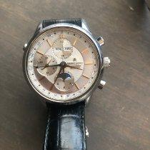 Maurice Lacroix Les Classiques Chronographe LC6078-SS001-131-1 2015 pre-owned