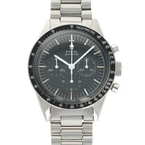 Omega Speedmaster Professional Moonwatch pre-owned 39.5mm Black Chronograph Steel