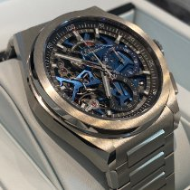 Zenith Titanium 44mm Automatic 95.9002.9004/78.M9000 new United States of America, New Jersey, Totowa