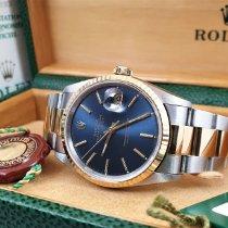 Rolex Datejust 16233 Zeer goed Goud/Staal 36mm Automatisch Nederland, Drachten
