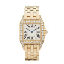 Cartier Santos Demoiselle 25mm Римские