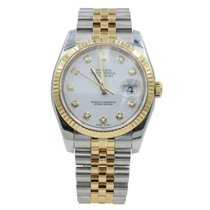 Rolex Datejust 116233 Very good Steel 36mm Automatic