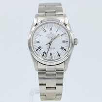 Rolex Air King Precision Steel 34mm White United States of America, Florida, Naples