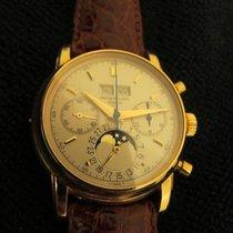 Patek Philippe Perpetual Calendar Chronograph Oro giallo Italia, Torino