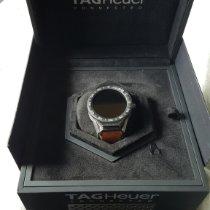 TAG Heuer Connected Titan 45mm Srebro