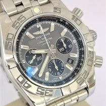 Breitling Chronomat 44 Zeljezo 44mm Siv Bez brojeva