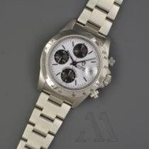 Tudor Stahl Automatik Weiß 40mm gebraucht Prince Date