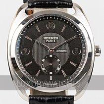 Hermès Dressage Stahl 41mm Schwarz Deutschland, München