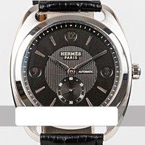 Hermès Dressage Stal 41mm Czarny