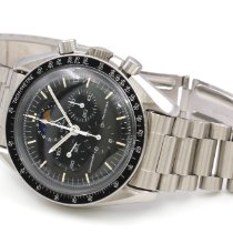 Omega Speedmaster Professional Moonwatch Moonphase Acél 42mm Fekete