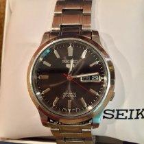 Seiko 5 Steel 37mmmm Black No numerals United States of America, Missouri, Cape Girardeau