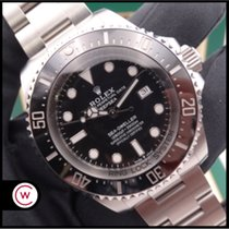 Rolex Sea-Dweller Deepsea Acero 44mm Negro Sin cifras España, Oviedo, Asturias