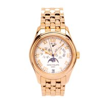 Patek Philippe Rose gold 37.5mm Automatic 5036/1R-001 pre-owned United States of America, Florida, Boca Raton