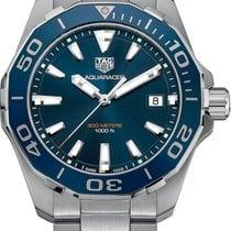 TAG Heuer Aquaracer 300M Steel 41mm Blue No numerals United States of America, California, Los Angeles