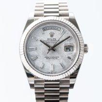 Rolex White gold 40mm Automatic 228239-0055 new United States of America, Massachusetts, Boston