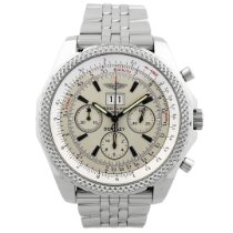 Breitling Bentley 6.75 Steel 49mm Silver No numerals United States of America, California, Fullerton