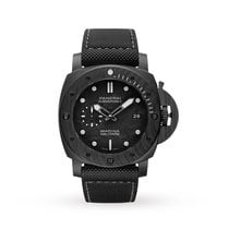 Panerai Luminor Submersible Carbon 47mm Black United States of America, Iowa, Des Moines