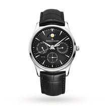 Jaeger-LeCoultre Master Ultra Thin Perpetual Acero 39mm Negro Sin cifras