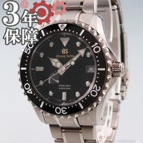 Seiko Grand Seiko Titanium 39mm Black