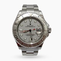 Rolex Yacht-Master 40 Steel 40mm Silver No numerals Malaysia, Malaysia