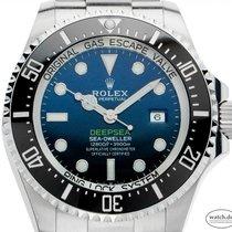 Rolex Sea-Dweller Deepsea Acero 44mm