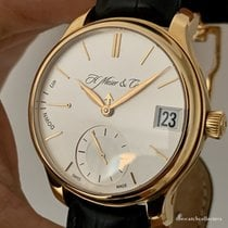 H.Moser & Cie. Endeavour Geelgoud 41mm