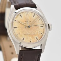 Rolex Steel 31mm Arabic numerals