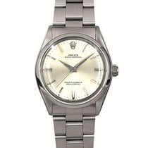 Rolex Oyster Perpetual 34 Steel 34mm Silver No numerals South Africa, Johannesburg