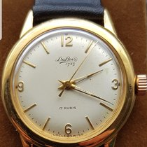 DuBois 1785 Yellow gold 33mm Manual winding 8899 pre-owned
