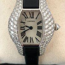 Cartier White gold 26mm Quartz Cartier 2636 pre-owned