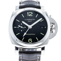 Panerai Luminor 1950 3 Days GMT Automatic PAM 535 2010 pre-owned