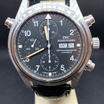IWC Pilot Double Chronograph IW3713 2000 pre-owned