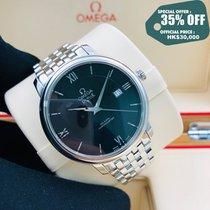 Omega De Ville Prestige Acero 39.5mm Negro