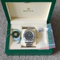 Rolex Oyster Perpetual 39 114300 Very good Steel Automatic Indonesia, Alam sutera