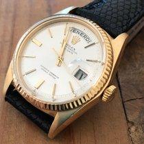 Rolex Day-Date 36 Yellow gold Silver No numerals UAE, Dubai