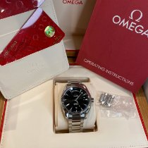 Omega Seamaster Aqua Terra Steel 41.5mm Black No numerals United States of America, Texas, Katy