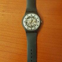 Swatch Kunststoff Quarz GB247 gebraucht