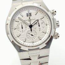 Vacheron Constantin Overseas Chronograph 49150/B01A-9095 Mai indossato Acciaio 42mm Automatico