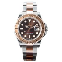Rolex Gold/Steel 40mm Automatic 126621 pre-owned