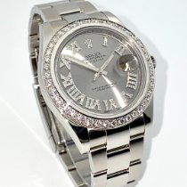 Rolex Steel 41mm Automatic 116300 pre-owned