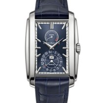 Patek Philippe Gondolo White gold Blue No numerals