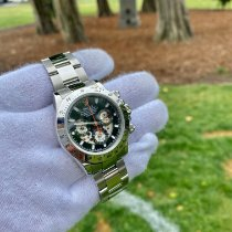Rolex Daytona Steel 40mm Black No numerals United States of America, California, San Francisco