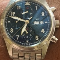 IWC Steel 42mm Automatic iw371712 pre-owned Indonesia, Kemenuh