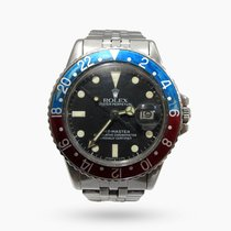 Rolex GMT-Master Steel 40mm Black No numerals Malaysia, Malaysia