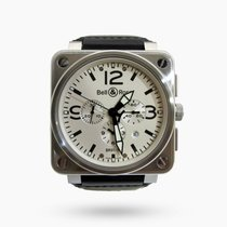Bell & Ross Steel 46mm Automatic BR01-94 pre-owned